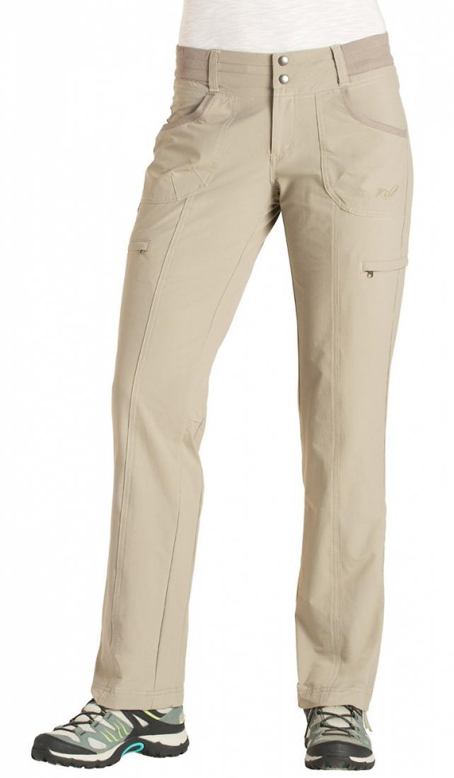 Брюки Durango жен.Брюки, штаны<br><br><br><br> Универсальные брюки Kuhl Durango Pant созданы для путешествий, активного отдыха, городских прогулок. Они дарят комфорт и легкость благодаря эластичному и прочному материалу. Модель об...<br><br>Цвет: Хаки<br>Размер: 8
