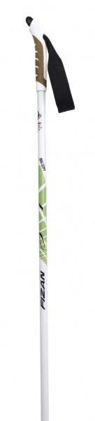 Палки лыжные туристические FIZALPТреккинговые палки<br><br><br>Сплав 7075 F56 16 мм<br><br>Рукоять Xc Dual-density cork grip<br><br>С широкой стропой 35 мм<br><br>Наконечник Touring с твердосплавным острием<br>...<br><br>Цвет: Белый<br>Размер: 115