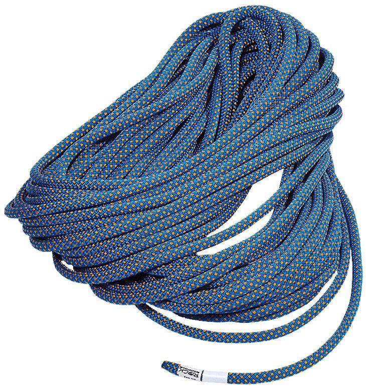 Веревка DUO 7.8 WRВеревки, стропы, репшнуры<br>Динамическая веревка, сертифицированная и как одинарная, и как двойная. Очень легкая и прочная веревка маленького диаметра. Разработана для повседневного использования на искусственных стенах, спортивного скалолазания и экстремальных восхождений в гора...<br><br>Цвет: Синий<br>Размер: 60