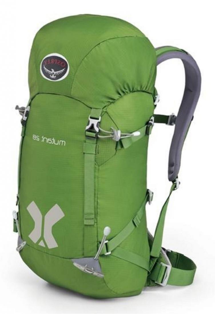 Рюкзак Mutant 28Рюкзаки<br><br><br>Цвет: Зеленый<br>Размер: 30 л
