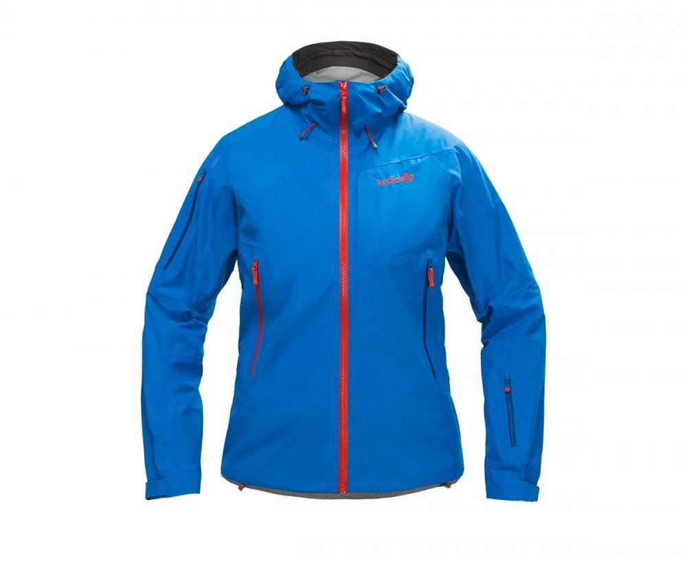 Куртка Flux ЖенскаяКуртки<br>Куртка и брюки FLUX - это ветрозащитный комплект, который обеспечивает надёжное сохранение тепла в холодную погоду. Наружный мембранный материал обладает превосходной воздухопроницаемостью и водоотталкивающими свойствами. Комплект покажет себя с наилуч...<br><br>Цвет: Красный<br>Размер: M