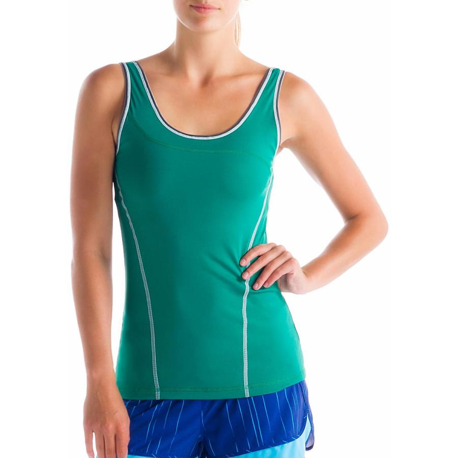 Топ LSW0933 SILHOUETTE UP TANK TOPФутболки, поло<br><br> Silhouette Up Tank Top LSW0933 – простая и функциональная футболка для женщин от спортивного бренда Lole. Модель имеет широкий вырез на спине, придающий ей открытость и сексуальность, удобный анатомический крой, встроенный бюстгальтер. Справа преду...<br><br>Цвет: Зеленый<br>Размер: M
