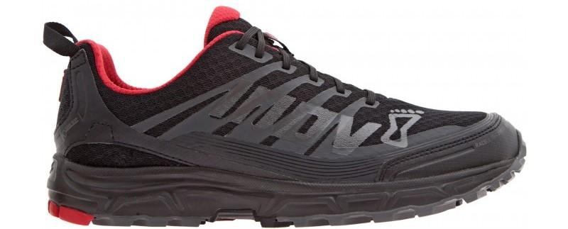 Inov-8 Кроссовки Race Ultra 290 GTX муж. (11.5, Black/Grey/Chili, ,) inov 8 питьевая система 2l reservoir clear black