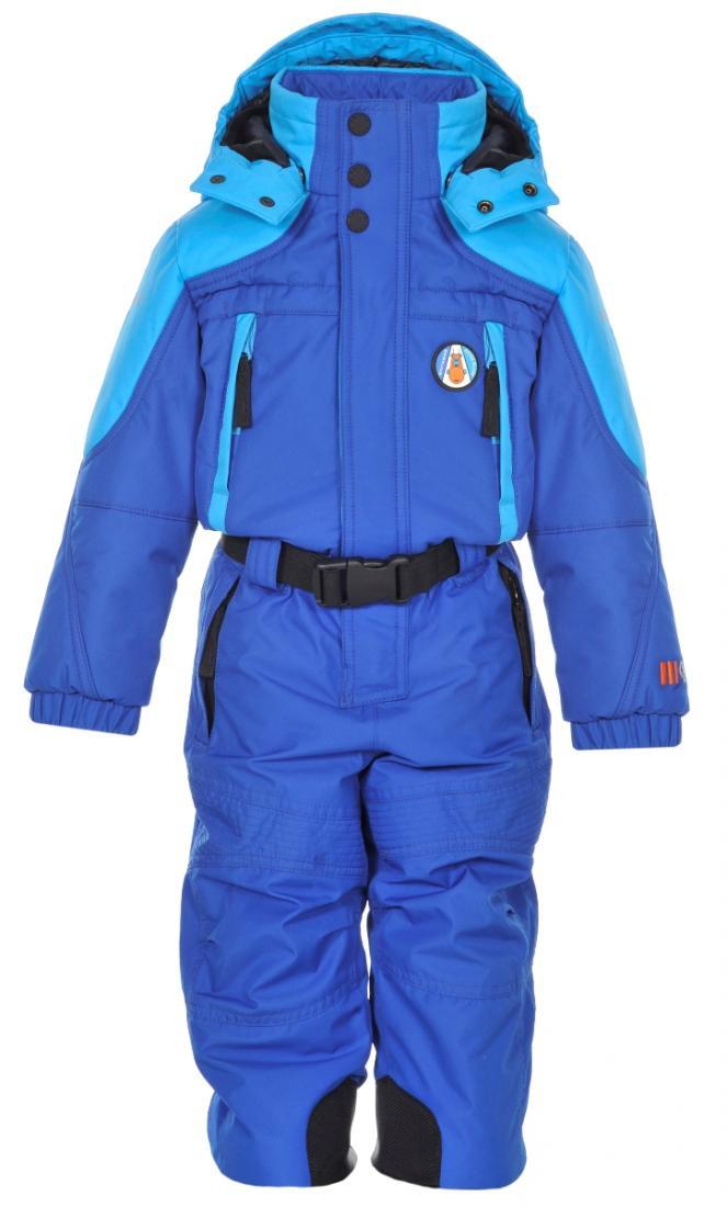 Комбинезон W16-0930-BBBYКомбинезоны<br>Комбинезон W16-0930-BBBY -это идеальный вариант для зимних развлечений, будь то: катание с горки, катание на лыжах и сноуборде или просто прогулки на детской площадке. Внешний материал  обладает водоотталкивающим покрытием и хорошими дышащими свойств...<br><br>Цвет: Синий<br>Размер: 3A