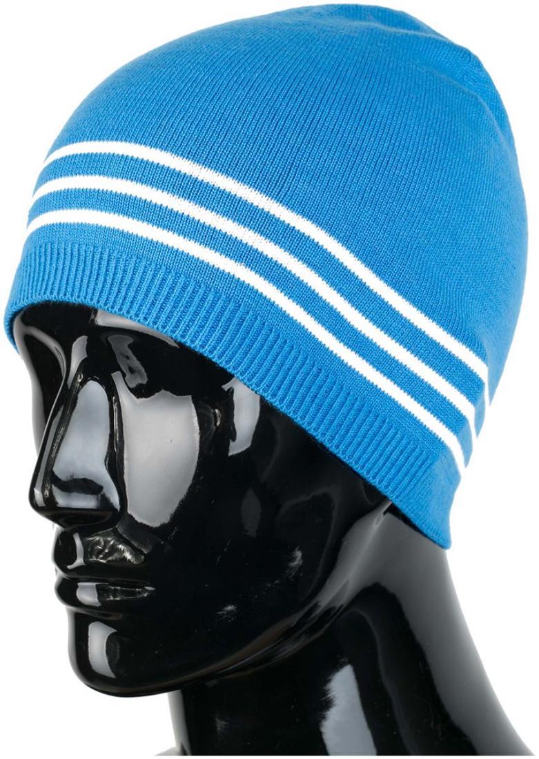 Шапка Chaos  FITS Stripe BeanieШапки<br><br> Chaos FITS Stripe Beanie — это отличная шапка для мультиспортсменов. В отличие от классической модели бренда она украшена тонкими полосками, которые делают этот аксессуар более молодежным и ярким. Богатый выбор оттенков позволяет подобрать вариант,...<br><br>Цвет: Синий<br>Размер: None