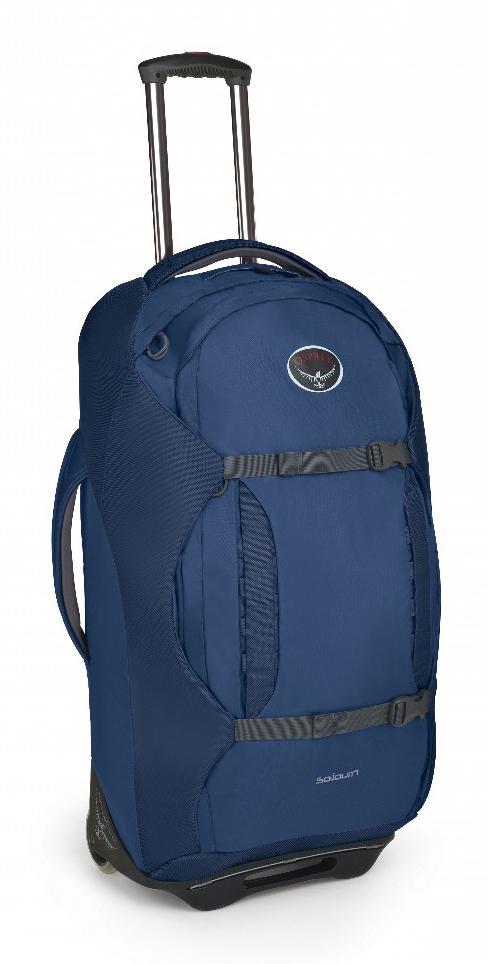 Сумка-рюкзак на колёсах SoJourn 80Сумки<br><br><br>Цвет: Синий<br>Размер: 80 л
