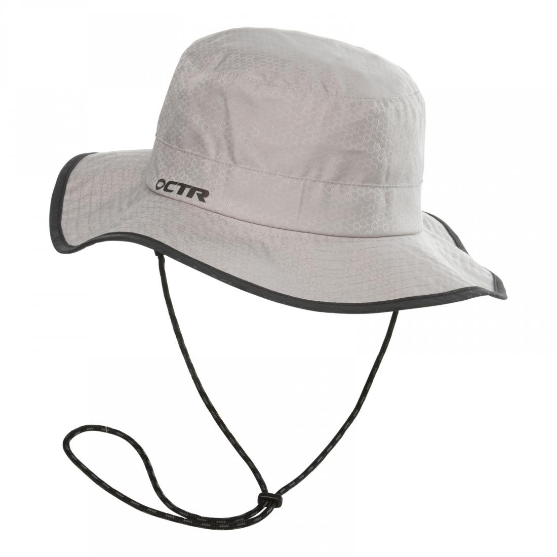 Chaos Панама Summit Pack-It Hat (L-XL, 502 LIGHT GREY, ,)