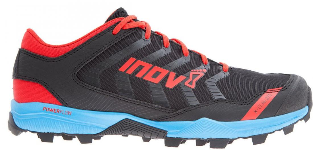 Inov-8 Кроссовки X-Claw 275 (S) жен. (4.5, Black/Teal/Berry, , ,) inov 8 футболка at c tri blend ss strip w 6 black pink