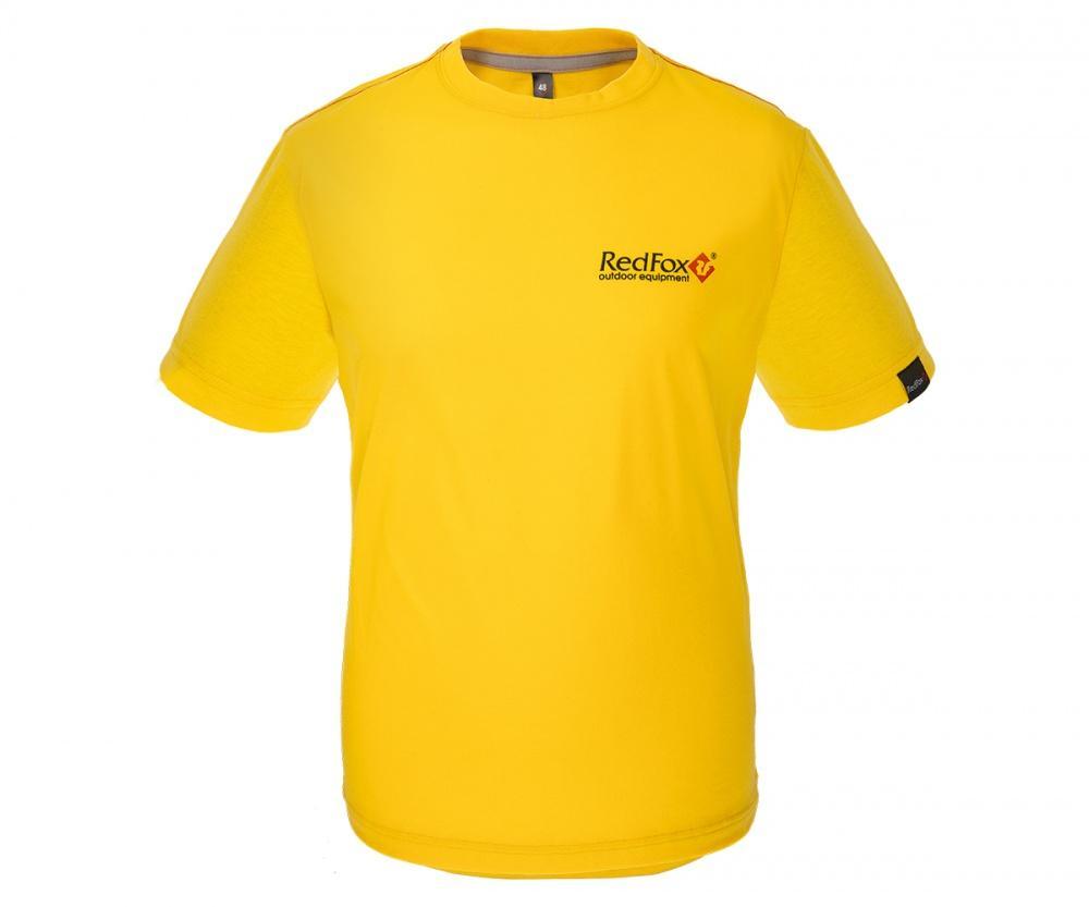Футболка Standart Logo IIФутболки, поло<br><br> Легкая и прочная футболка с фирменным принтом, выполненная из материала на 30% состоящего из хлопка и на 70% из полиэстера, что способствует большей износостойкости изделия. Создает отличную терморегуляцию и оптимальный комфорт в повседневном испол...<br><br>Цвет: Желтый<br>Размер: 46