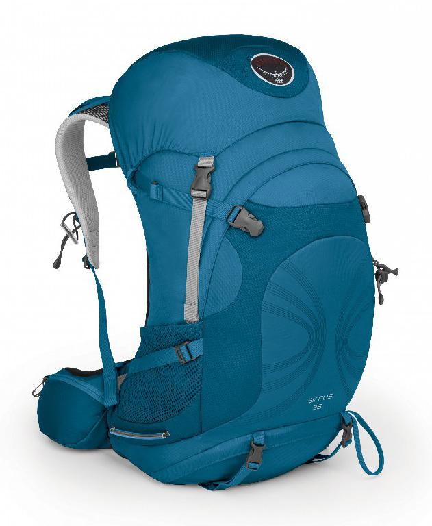 Osprey Рюкзак Sirrus 36 (, Summit Blue, ,)