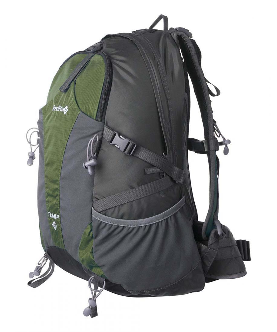 Рюкзак Trail 35Рюкзаки<br>Trail 35 – практичный рюкзак для треккинга и прогулок в горах. Модель обладает достаточным объемом и всеми необходимыми элементами для пеших прогулок продолжительностью 1-2 дня.<br><br>назначение: треккинг<br>подвесная система Active<br>&lt;l...<br><br>Цвет: Хаки<br>Размер: None