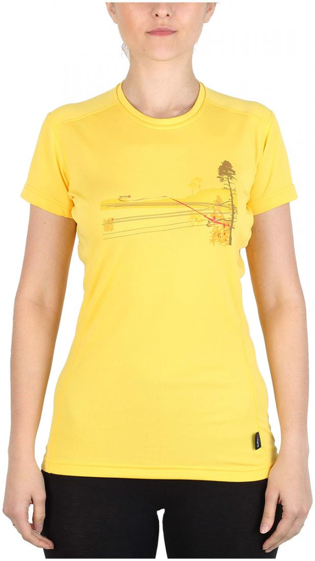 Red Fox Футболка Ride T Женская (48, 4900/lemon yellow, ,) red fox футболка red rocks t женская 48 4300 желтый