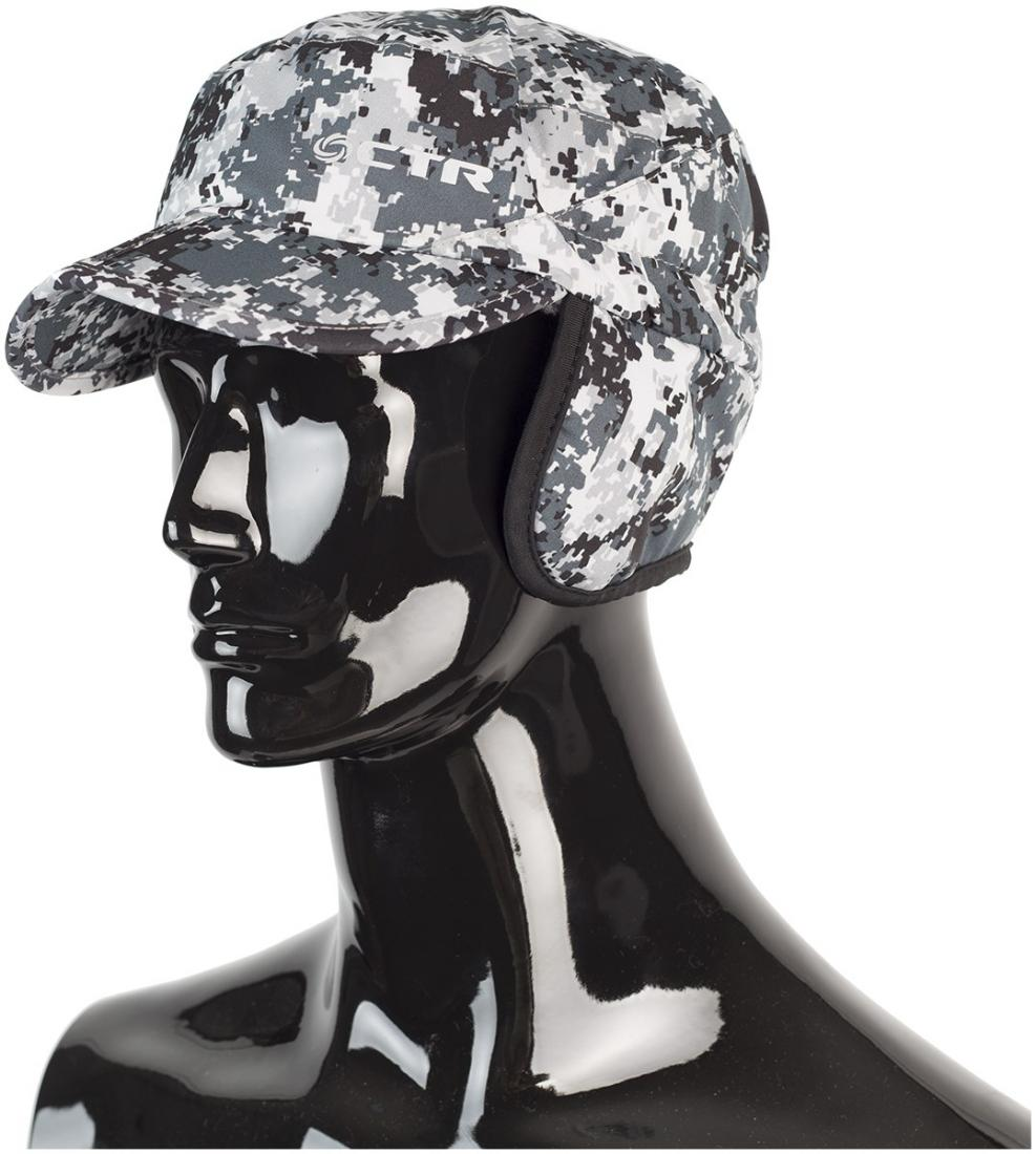 Шапка TYROLШапки<br>Плотная шапка защитит вас от снега, дождя и сильного ветра.<br>Утеплитель: Thinsulate<br>Состав: 100% акрил<br><br>Цвет: Черный<br>Размер: S-M