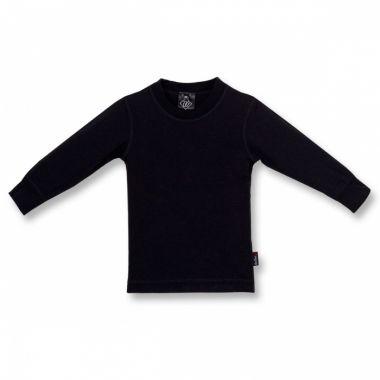Термобелье костюм Wooly ДетскийКомплекты<br>Прекрасно согревая, шерстяной костюм абсолютно не сковывает движений и позволяет ребенку чувствовать себя комфортно, обеспечивая необход...<br><br>Цвет: Черный<br>Размер: 128