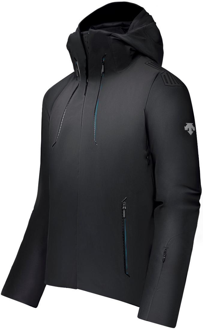 Куртка Dominator (Swiss Ski Team) муж.Куртки<br>Основываясь на многолетнем опыте в области биомеханических исследований, компания Descente изготавливает изделия уникального кроя, используя технологию Motion 3D, что гарантирует полную свободу движений. Утеплитель Thinsulate в тандеме с технологией He...<br><br>Цвет: Черный<br>Размер: 50