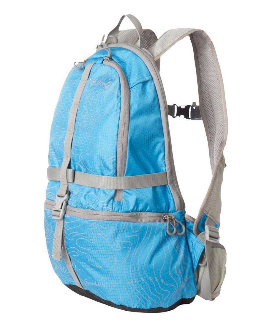 Рюкзак Speedster 11 R-1-BСпортивные<br><br><br>Цвет: Синий<br>Размер: 11 л