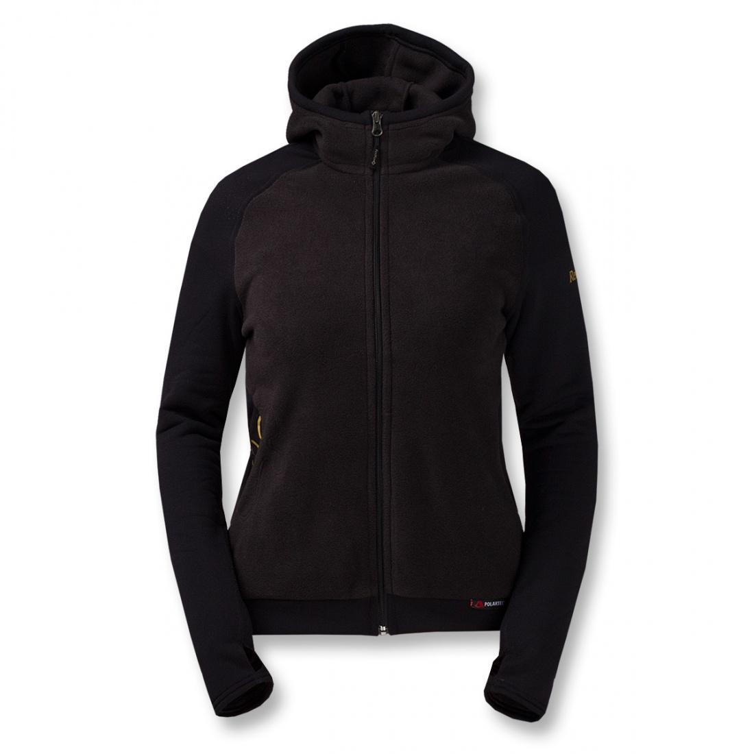 Куртка Dream ЖенскаяКуртки<br><br> Городская теплая куртка, выполненная из комбинации материалов Polartec® 200 и Polartec® Power Stretch® Pro™. Можно использовать в качестве наружной кур...<br><br>Цвет: Черный<br>Размер: 42