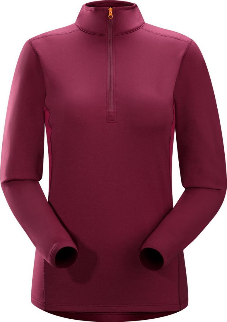 Термобелье футболка Phase SV Zip Neck LS жен.Футболки<br><br> Наиболее теплый базовый слой Phase для холодных дней в горах, конструкция с воротничком на молнии. <br><br>  <br><br><br><br><br>Отводящая в...<br><br>Цвет: Розовый<br>Размер: XS
