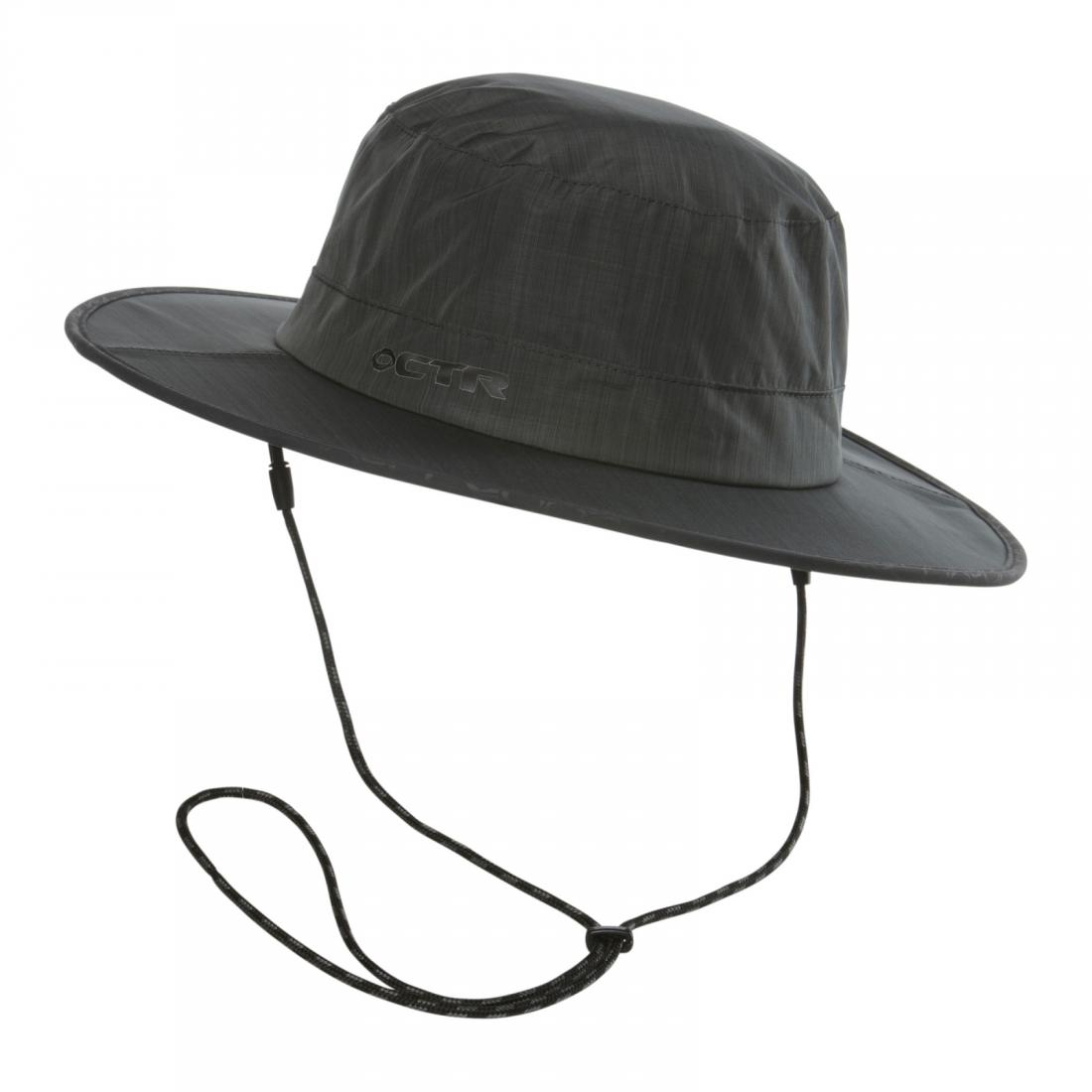 Панама Chaos  Stratus Boat HatПанамы<br><br> Удобная панама классической формы Stratus Boat Hat — это стильное решение для путешественников от фирмы Chaos. Она пригодится вам в любую погоду — и в дождь, и в солнечный день. Лаконичный дизайн позволяет носить эту модель как мужчинам, так и женщ...<br><br>Цвет: Темно-серый<br>Размер: L-XL