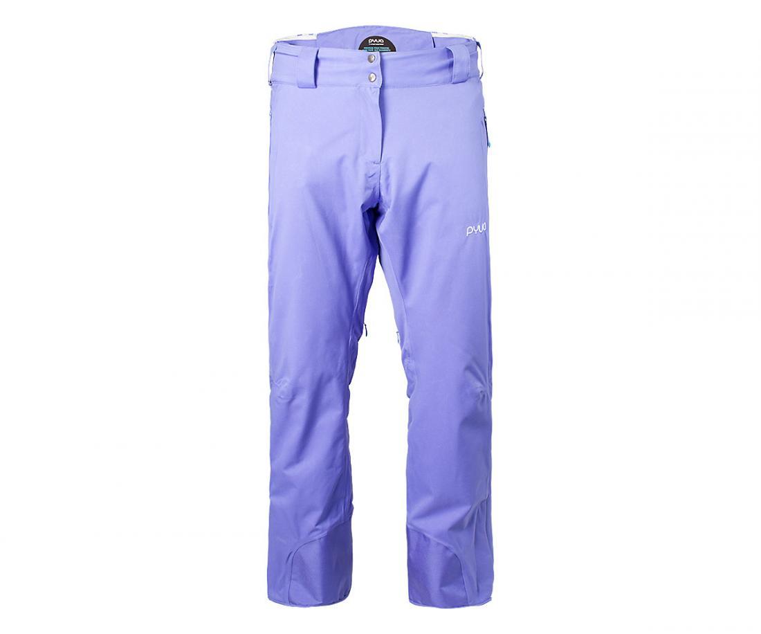 Брюки Rugged-Y муж.Брюки, штаны<br><br> Занятия сноубордом, горными лыжами или другими видами активного отдыха на природе – это то, для чего созданы удобные и теплые брюки Pyua...<br><br>Цвет: Синий<br>Размер: L