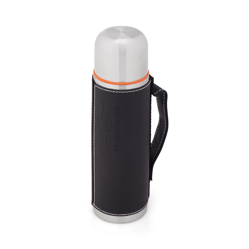 Термос стальной WTТермосы<br><br> Термос Kovea Vacuum Flask KDW-WT0500,5л. из антикоррозионной высококачественной нержавеющей стали.<br><br><br> Для удобства разлива и уменьшения теплопотерь в термосе установленадвойная автоматическая пробка кнопочного типа с клапаном.<br><br>...<br><br>Цвет: Синий<br>Размер: 0.7