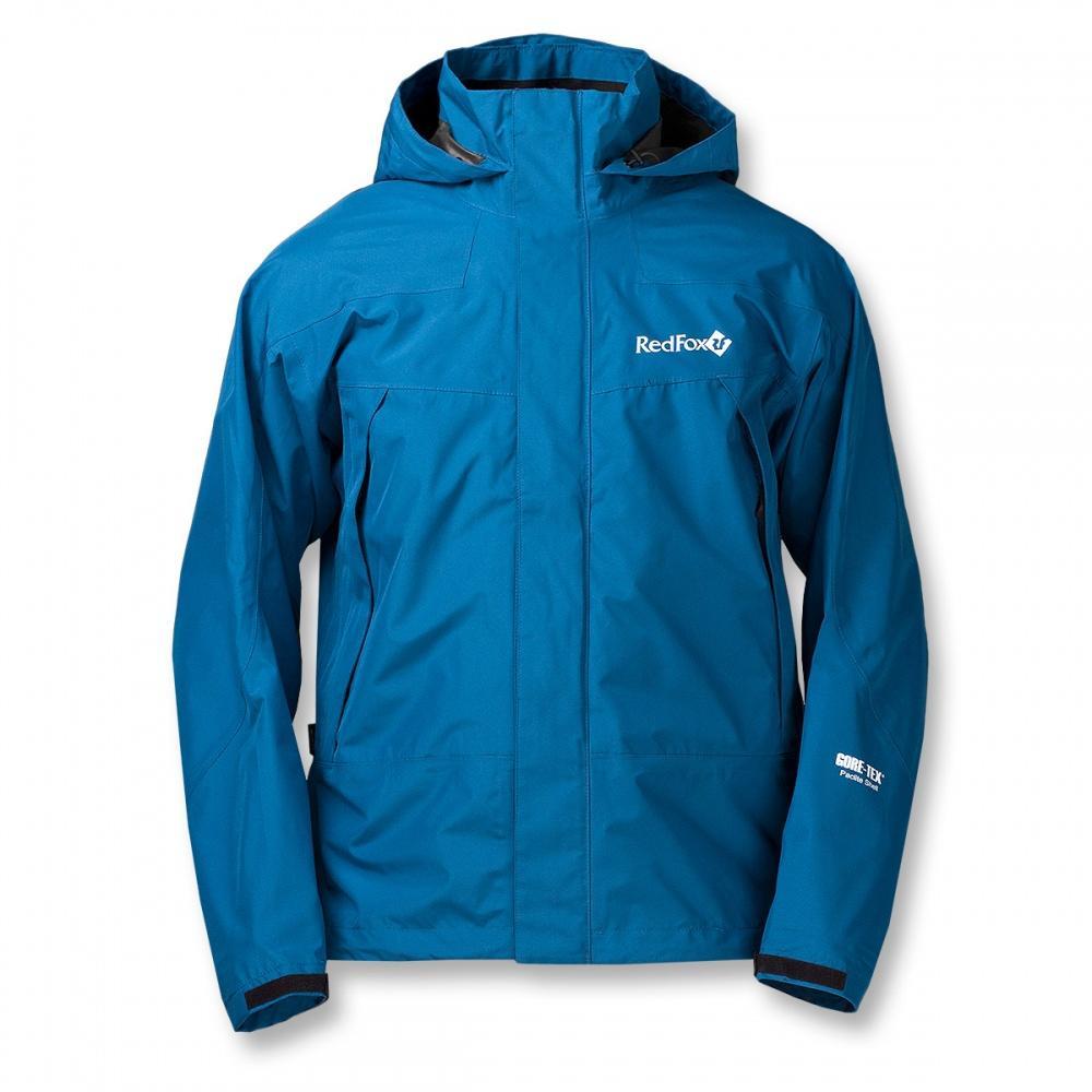 Куртка ветрозащитная Rain Fox II GTXКуртки<br><br><br>Цвет: Синий<br>Размер: 42