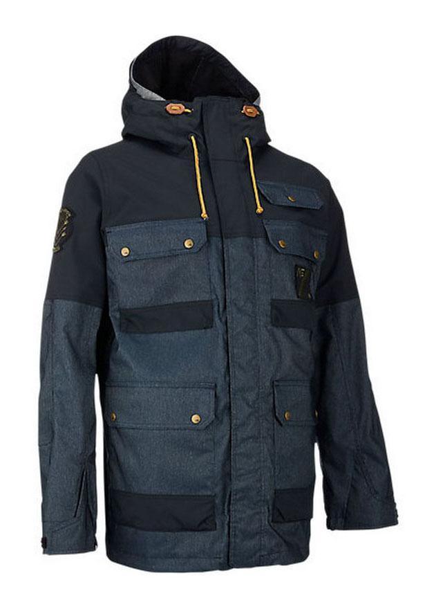Куртка AG SOLITARY JK муж. г/лКуртки<br>Во время активных тренировок хочется не отвлекаться на разные мелочи, сосредоточившись на технике. Горнолыжная мужская куртка Burton AG Solitary п...<br><br>Цвет: Синий<br>Размер: S