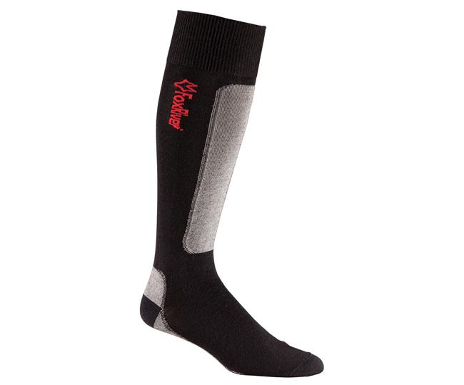 Носки лыжные 5997 VVS LV SKIНоски<br><br> Сочетание роскошных натуральных волокон мериносовой шерсти и шелка обеспечивают анатомическую посадку и удобство при катание со склонов. Натуральные волокна естественным образом отводят влагу, сохраняя ноги в тепле и комфорте. Что может быть лучше?...<br><br>Цвет: Серый<br>Размер: L