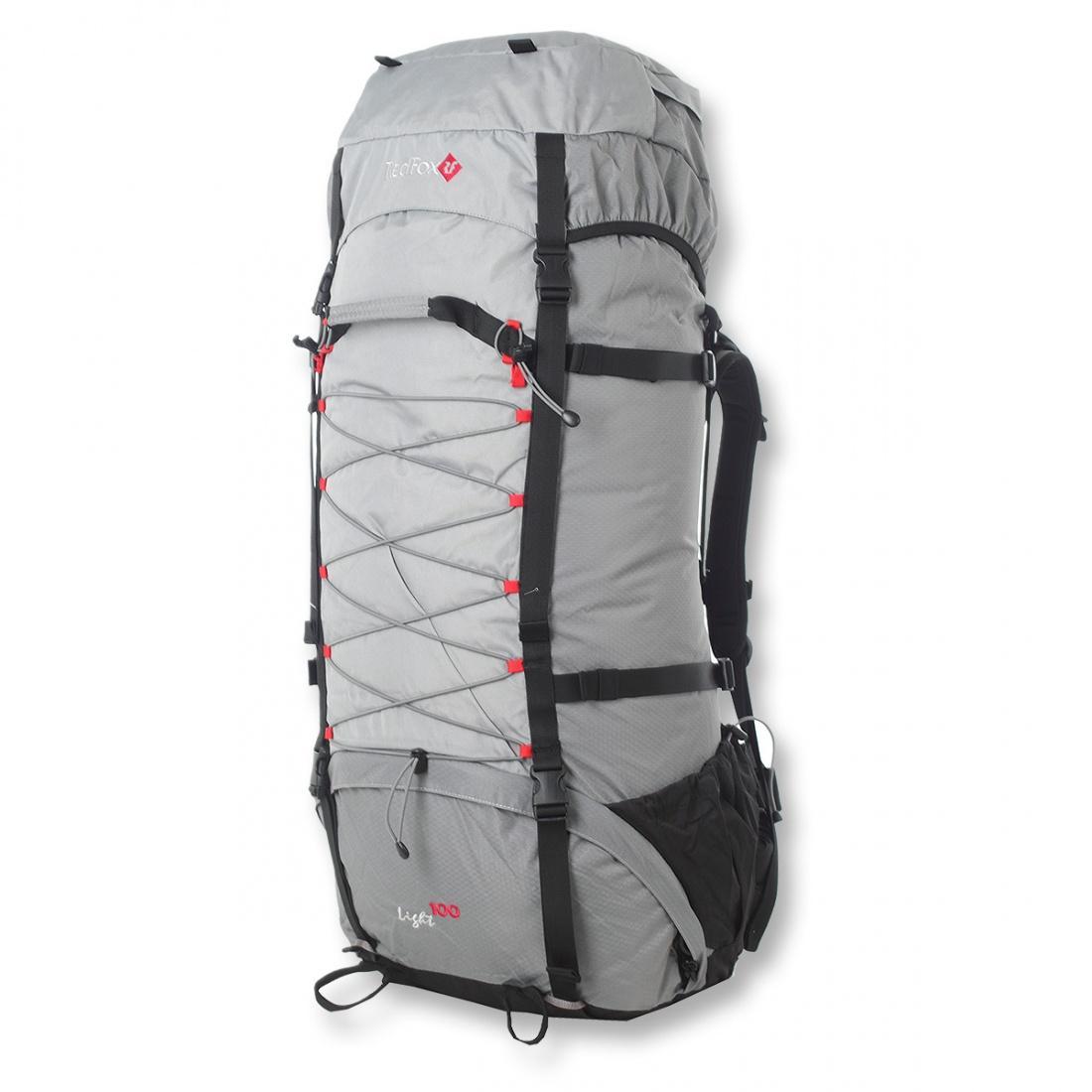 Рюкзак Light 100Туристические, треккинговые<br><br> Лёгкий столитровый рюкзак Ред Фокс Light 100 для туризма. В рюкзаке используется подвесная система IBC, которая обеспечивает надёжную и удо...<br><br>Цвет: Серый<br>Размер: None