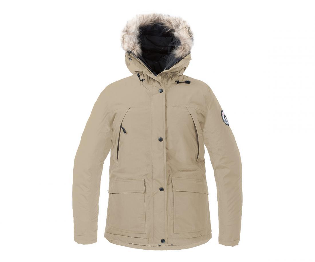 Куртка утепленная Tanker GTX ЖенскаяКуртки<br><br> Городская парка высокотехнологичного дизайна. Сочетание утеплителя Thinsulate® c непродуваемым материалом GORE-TEX® гарантирует исключительную защитуот непогоды и сохранение тепла.<br><br><br> <br><br><br>Материал: GORE-TEX® Products,...<br><br>Цвет: Бежевый<br>Размер: 48