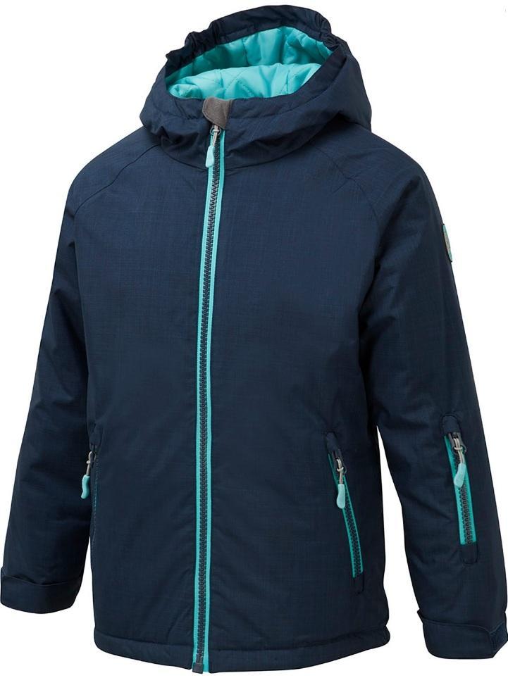 Куртка BUBBLES 8K/8K утепл. д/дев.Куртки<br>Куртка Bubbles для девочек изготовлена из высококачественных водонепроницаемых и дышащих материалов. Такие особенности как: снегозащитные манжеты и снегозащитная юбка защищают от попадания снега под куртку. Регулируемый капюшон легко надевается на шлем...<br><br>Цвет: Голубой<br>Размер: 164