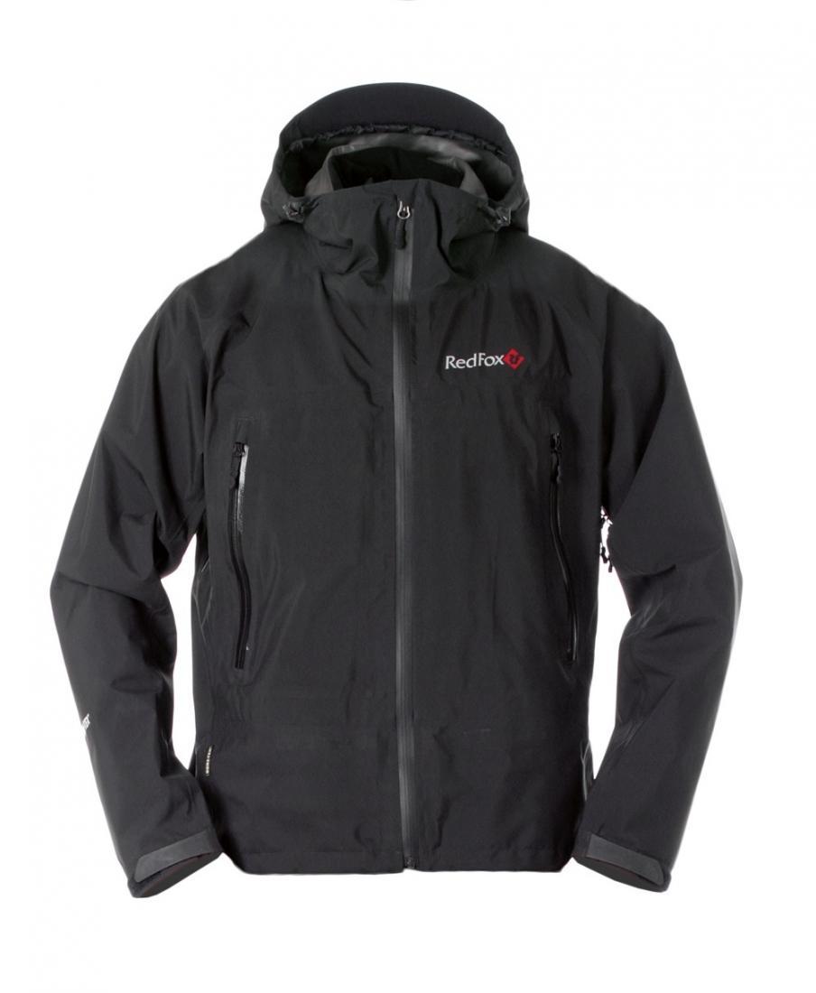 Куртка ветрозащитная Vector GTX II МужскаяКуртки<br><br><br>Цвет: Черный<br>Размер: 58