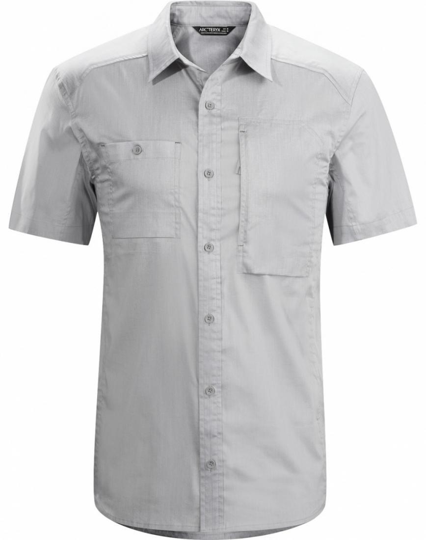Футболка A2B SS Shirt муж.Футболки, поло<br>ДИЗАЙН: Рубашка на пуговицах, свободного покроя с длинными рукавами для каждодневной носки и перемещений по городу.<br> <br>НАЗНАЧЕНИЕ: Каж...<br><br>Цвет: Серый<br>Размер: S