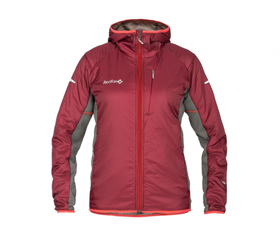 Куртка утепленная Alpha женскаяКуртки<br><br><br>Цвет: Малиновый<br>Размер: 42