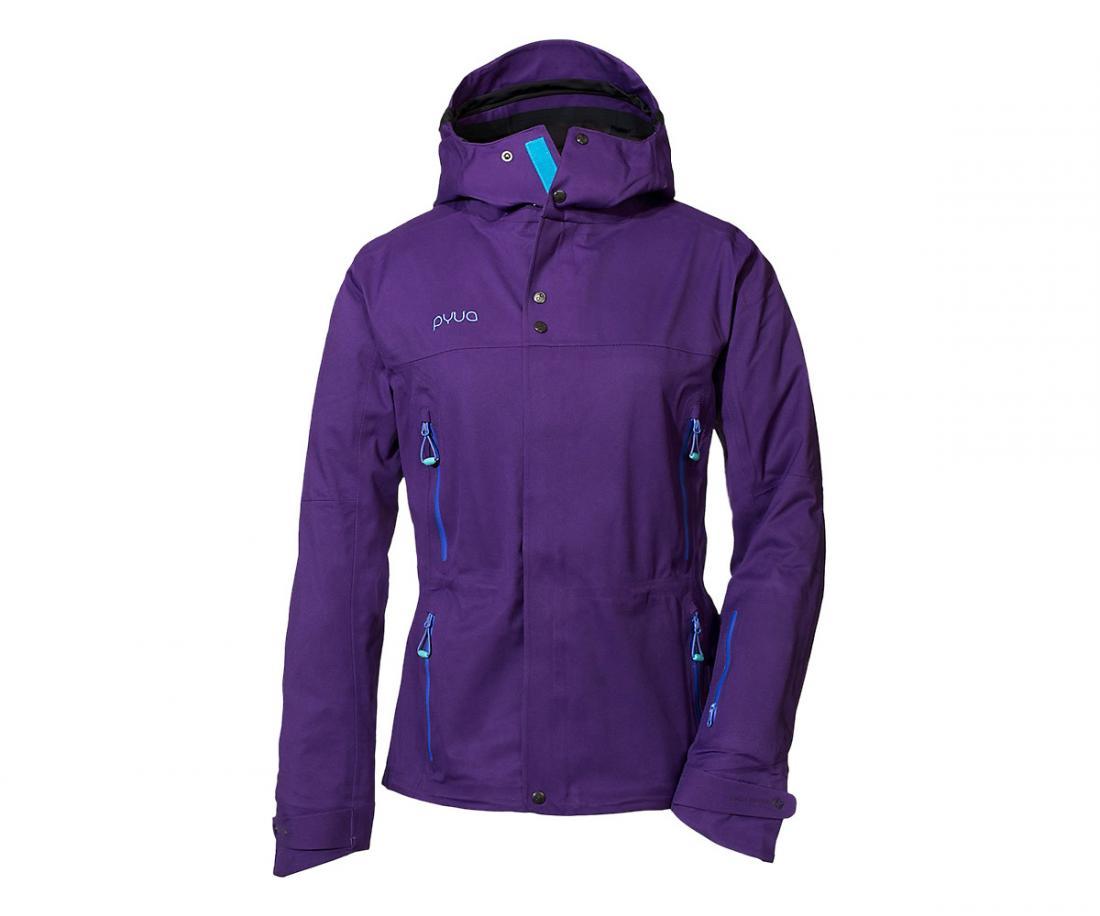 Куртка Momentum жен.Куртки<br><br>Pyua Momentum - идеальная куртка для занятий сноубордом или горными лыжами. Она легкая, стильная и очень удобная. Вы можете сконцентрироваться на оттачивании мастерства — о тепле и комфорте позаботится Pyua Momentum.<br><br><br>Особенности:...<br><br>Цвет: Фиолетовый<br>Размер: S