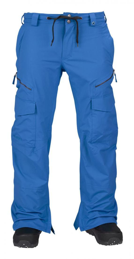 Брюки M TWC HEADLINER PT муж. г/лБрюки, штаны<br><br> Универсальные мужские горнолыжные брюки TWC Headliner Pant от Burton подходят для любого сезона. Они не сковывают движения, защищают от непогоды и...<br><br>Цвет: Синий<br>Размер: M