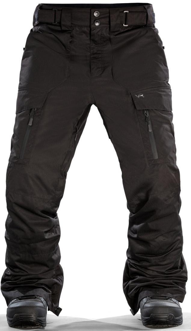 Штаны сноуб. RAVENБрюки, штаны<br>Штаны RAVEN - оптимальное решение при выборе комплекта для катания. Карго-тип, за многие годы, прочно закрепился в мире сноубординга и new-school, ...<br><br>Цвет: Черный<br>Размер: L