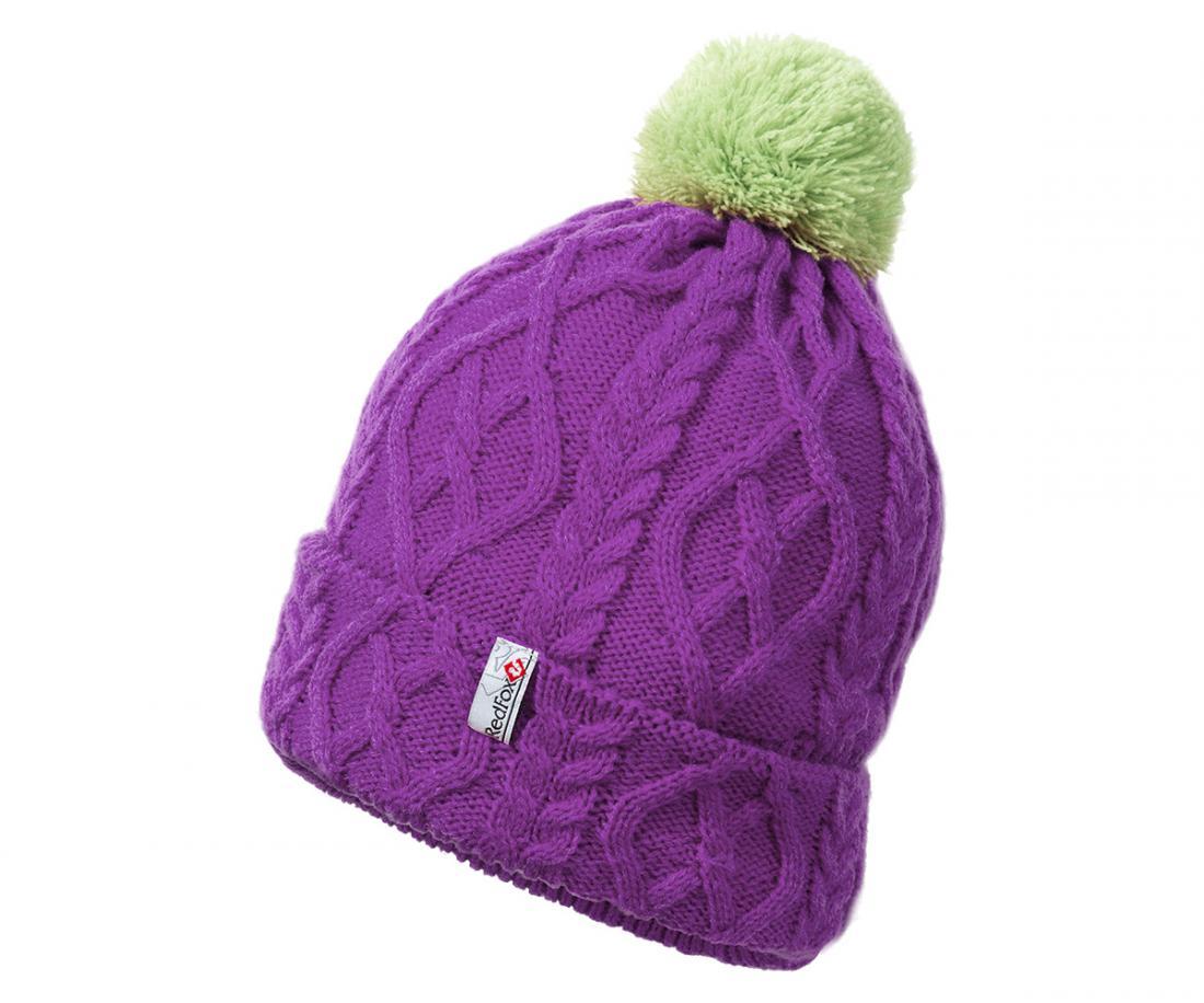 Шапка Render ДетскаяШапки<br><br> Повседневная яркая шапка, хорошо сочетающаяся с различными комплектами одежды.<br><br><br>Материал – Acrylic.<br>Размерный ряд – 48-50, 52-54.<br><br><br>Цвет: Светло-фиолетовый<br>Размер: 52-54