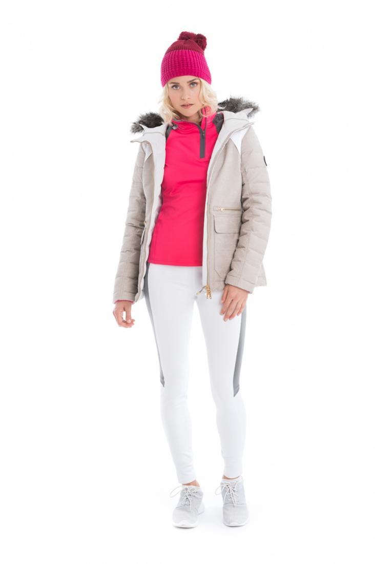 Куртка LUW0335 SHINE JACKETКуртки<br><br><br>Цвет: Коричневый<br>Размер: M