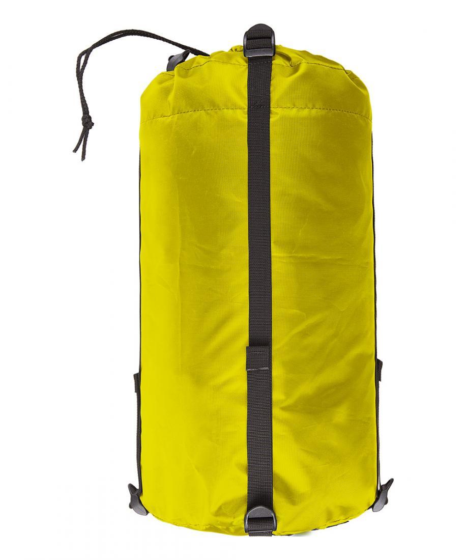 Компрессионный мешок малыйАксессуары<br><br> Мешок предназначен для более компактного хранения вещей (спальник, пуховая куртка и пр.) в путешествии.<br><br> Основной материал: Nylon 420 <br>...<br><br>Цвет: Желтый<br>Размер: 20 л