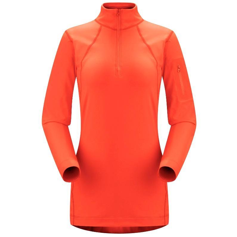 Термобелье футболка Rho AR Zip Neck жен. от Планета Спорт