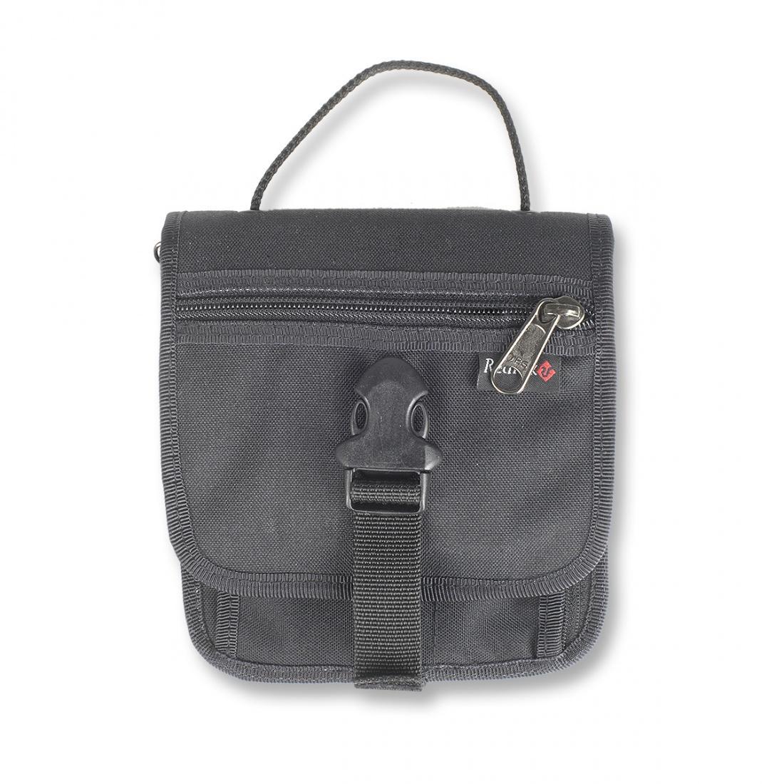 Кошелек Clip 1Кошельки<br>Удобный многофункциональный кошелек с карманом из сетки.  5 отделений для денег, кредитных карточек, письменных принадлежностей и других...<br><br>Цвет: Черный<br>Размер: None