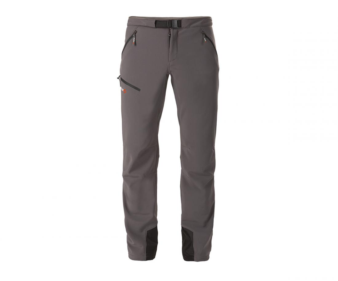 Брюки Yoho Softshell ЖенскиеБрюки, штаны<br>Всесезонные двухслойные брюки из материала класса Softshell с микрофлисовой подкладкой. Брюки обеспечивают исключительную защиту от ветра и несильных осадков.<br><br>основное назначение: технический альпинизм, альпинизм<br>анатомически...<br><br>Цвет: Темно-серый<br>Размер: 46