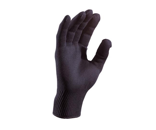 Перчатки 9992 WICK DRY STA-DRI IIПерчатки<br><br><br>Цвет: Черный<br>Размер: M