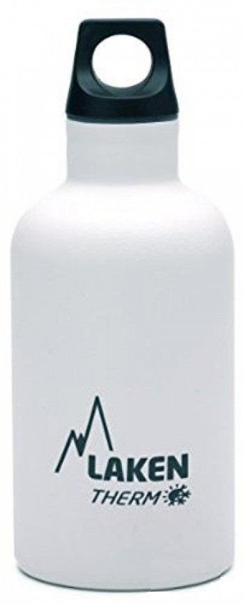 ТЕ3B Laken  Термофляга FuturaТермосы<br><br>Объем – 0,35 мл.<br>Высота – 73 O x 180 мм.<br>Ширина горлышка – 30 мм.<br>Вес – 198 г.<br>Сохраняет напитки теплыми до 12 часов.<br>Сохраняет напитки охлажденными до 24 часов (рекомендуется добавлять куб...<br><br>Цвет: Бесцветный<br>Размер: 0.3