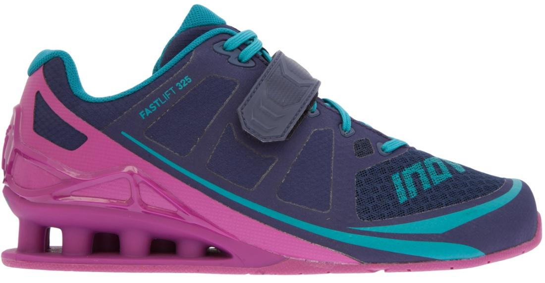 Кроссовки женские FastLift 325Бег, Мультиспорт<br><br><br>Цвет: Темно-синий<br>Размер: 5