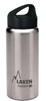 TA5 Термофляга ClassicТермосы<br><br>Сохраняет напитки теплыми до 8 часов<br>Сохраняет напитки охлажденными до 24 часов (рекомендуется добавлять кубики льда)<br>Изготовлена из пищевой 18/8 нержавеющей стали, не требующей нанесения специального покрытия<br>1...<br><br>Цвет: Серый<br>Размер: 0.5