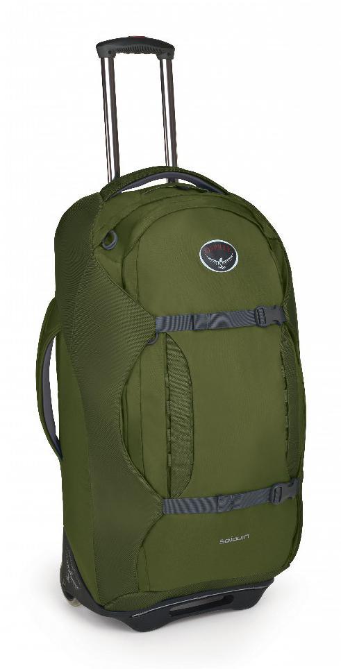 Сумка-рюкзак на колёсах SoJourn 80Сумки<br><br><br>Цвет: Зеленый<br>Размер: 80 л