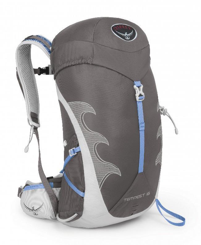 Рюкзак Tempest 16Рюкзаки<br>Tempest   женская версия рюкзаков иконической серии Talon, разработанная с учетом анатомических особенностей женской фигуры. Tempest 16 создан для занятий быстрыми видами Outdoor активности и имеет эргономичный дизайн, облегая вашу спину подобно испуга...<br><br>Цвет: Серый<br>Размер: 16 л