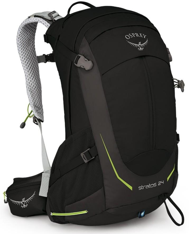 Osprey Рюкзак Stratos 24 (, Gator Green, , ,) удилище black hole с к stratos ii 520 new арт 00030470